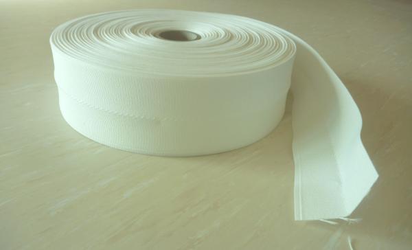 Fahnenband weiß
