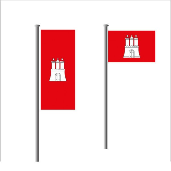 Hamburg Fahne