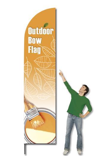 BowFlag mobile Flagge