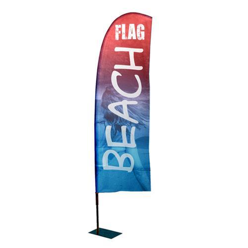 Angebot 10 Stück Beachflag Hamburg