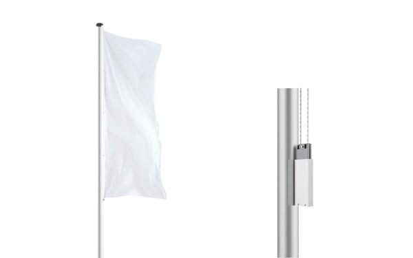 Aluminiumfahnenmast Signal