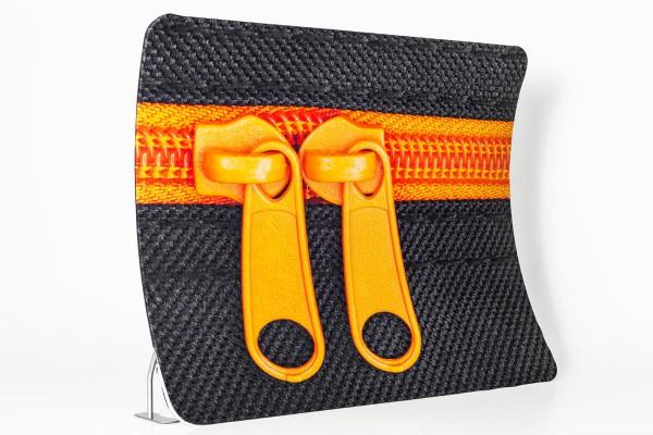 Zipper-Wall mit individuellem Stoffbannerdruck
