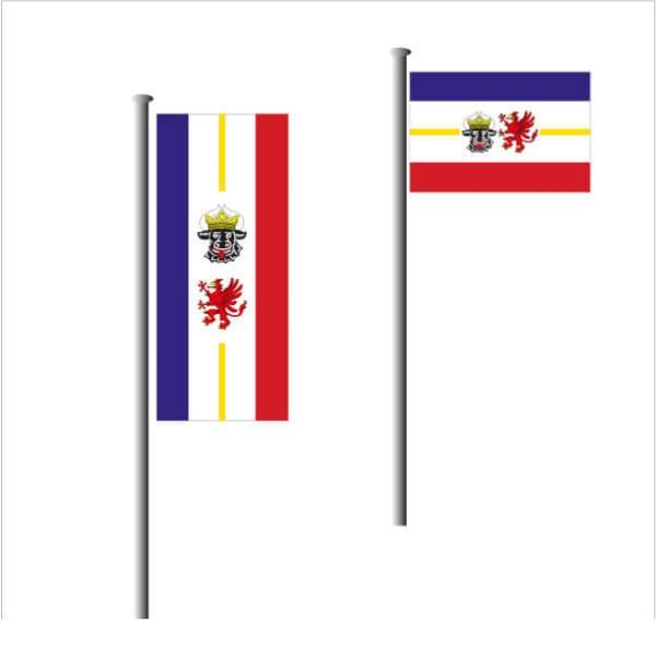 Mecklenburg-Vorpommern Fahne