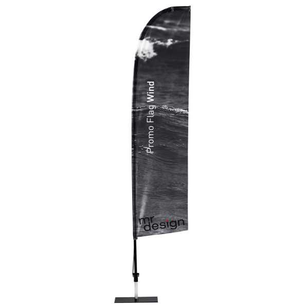 Beachflag Promotion Wind