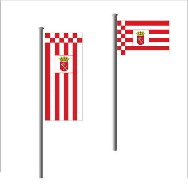 Bremen Fahne in allen Größen