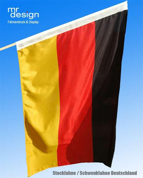 deutschland fahne online kaufen mr design fahnen drucken nach ma. Black Bedroom Furniture Sets. Home Design Ideas